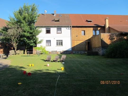 Reiterferien - Unser Hof