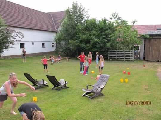 Kinderfreizeit in Hessen